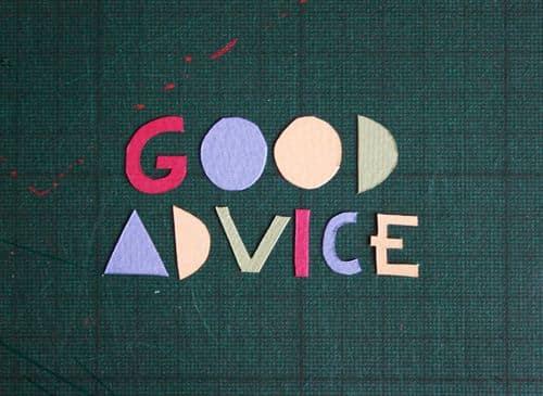 jen collins - good advice, https://flic.kr/p/6KKx1V